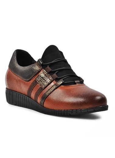 Voyager Ayakkabı Taba